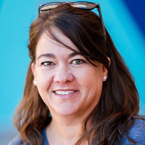 Cathy O'Quinn, Maestra de Matemáticas - Grado 7