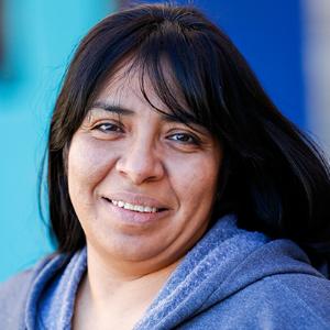 Rena Moralez, Office Manager/Parent Liaison
