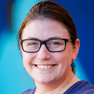 Jane Oatts, English Language Development Teacher
