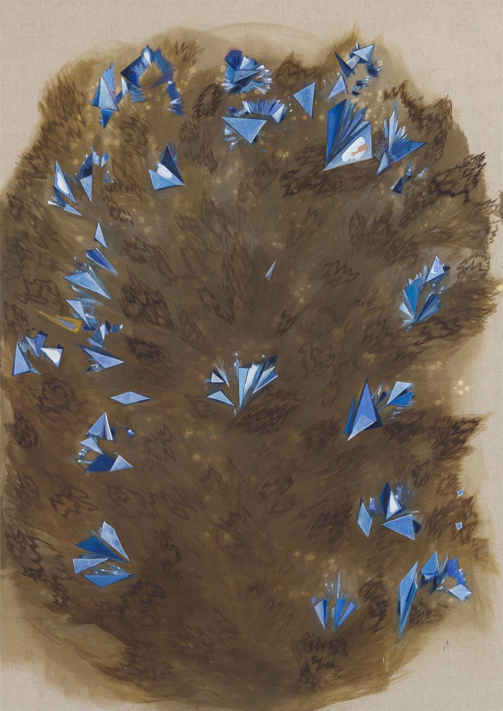mineral #2 150x110 cm