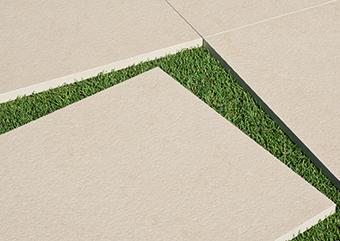 Over Grass
