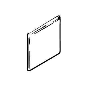 6 x 6 Surface Bullnose Angle