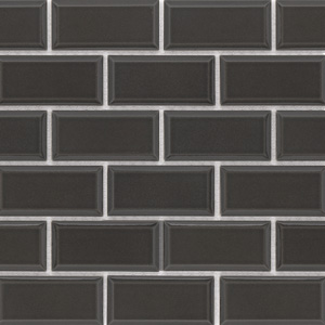 Beveled Brick Graphite