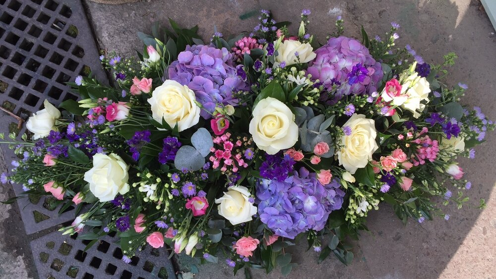 Funeral Flowers The Herefordshire Flower Studio