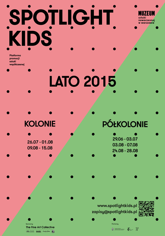 spotlightkids lato 2015