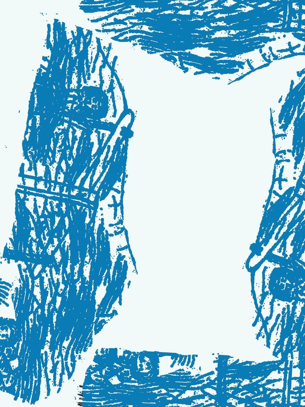 Ducking Blue (Light) 2