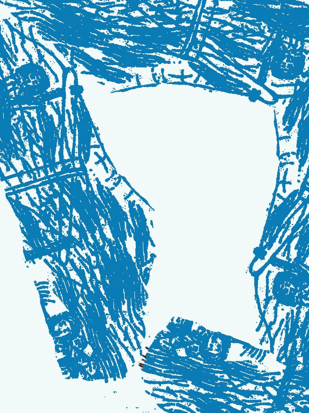 Ducking Blue (Light) 3