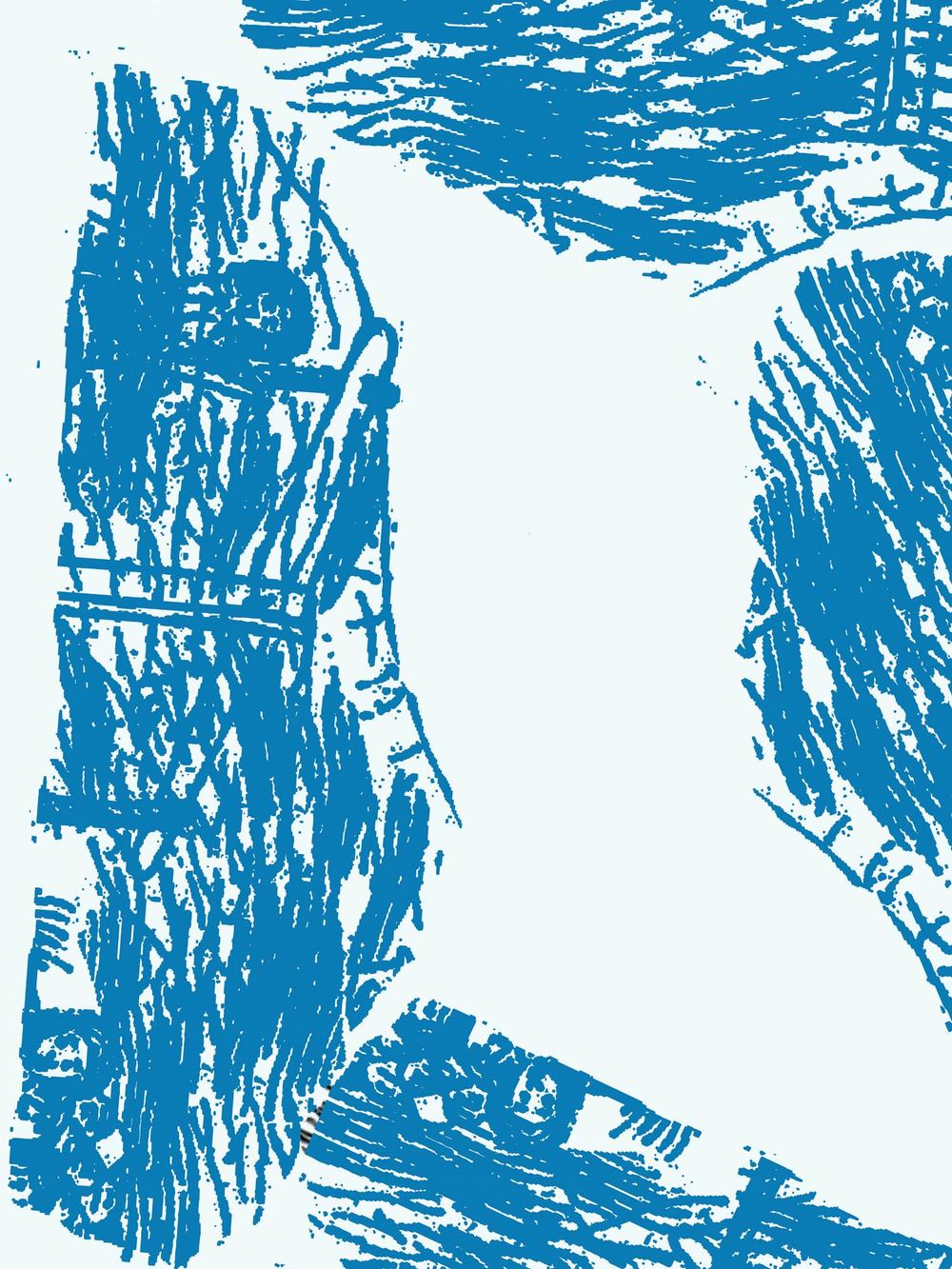 Ducking Blue (Light) 5