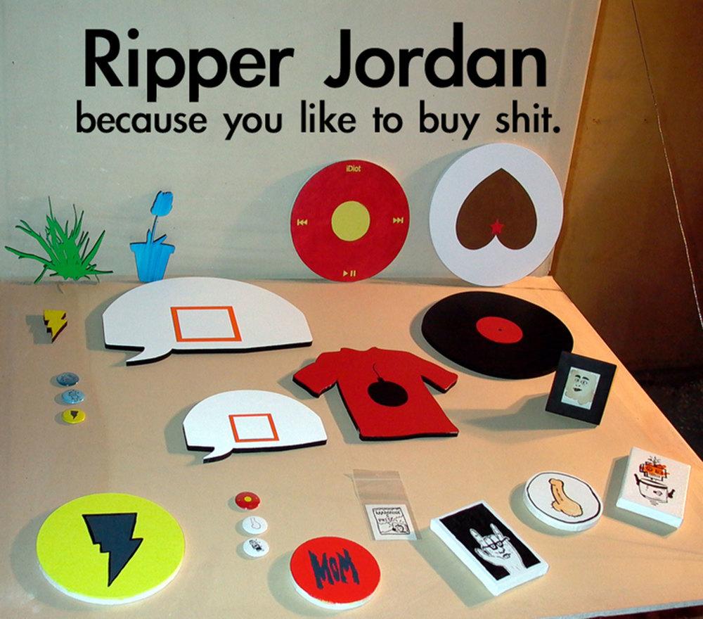 Ripper Jordan