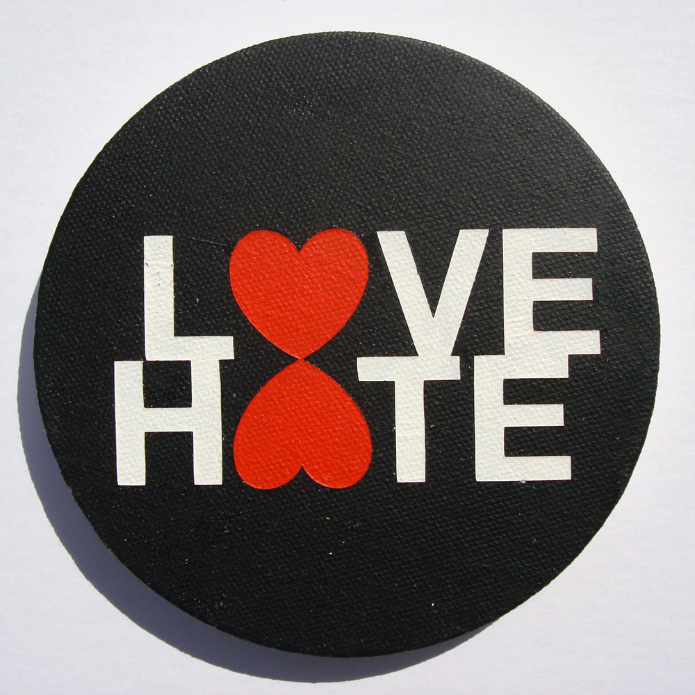 Love/Hate (Black)