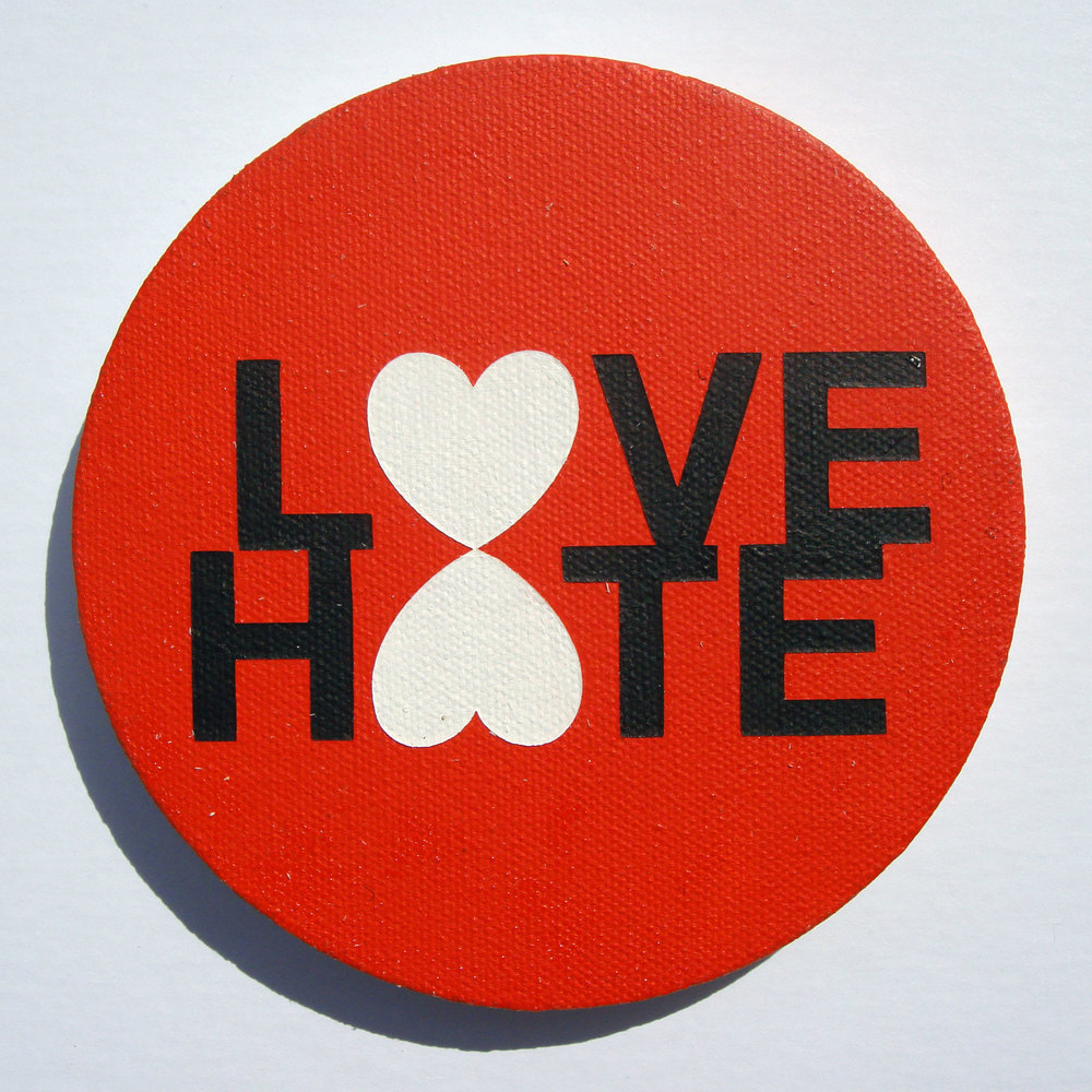 Love/Hate (Red)