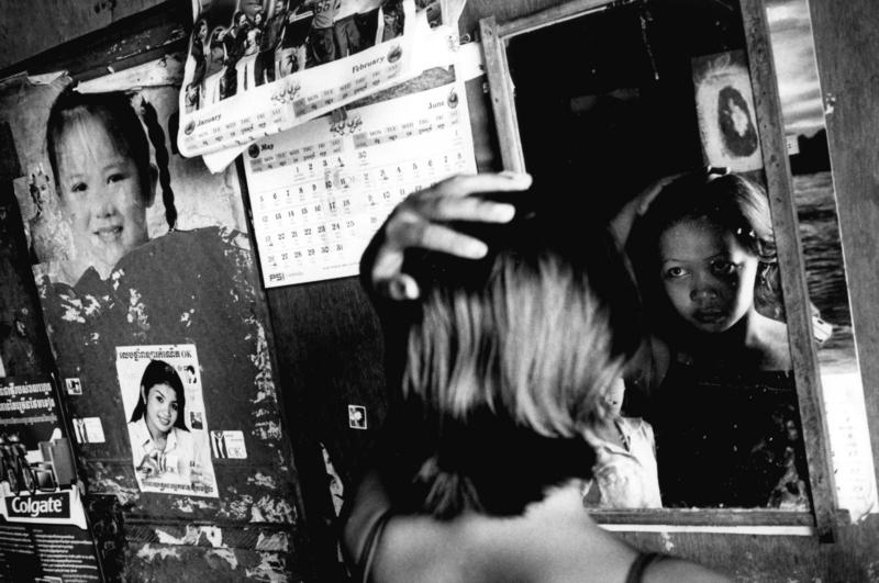 Reportage Photo de Nicolas Lainez sur le quotidien des prostituées au Cambodge