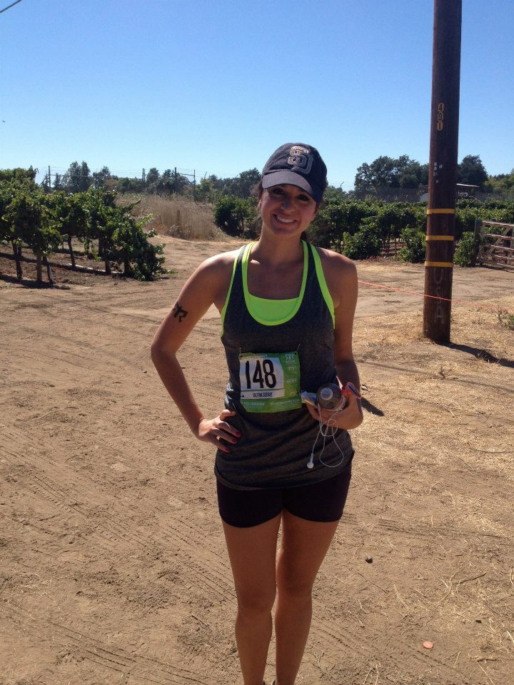 prior to napa death run.