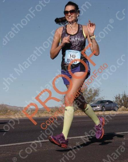 "Tucson ""shoulder of the highway"" Marathon"
