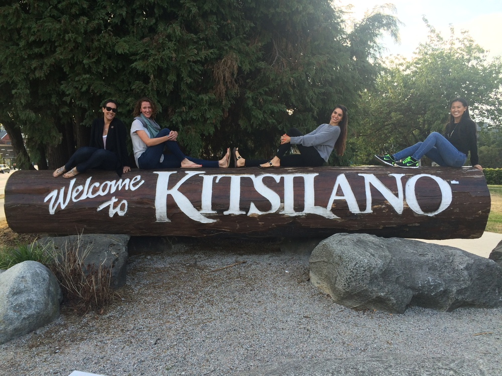 Kitslano. my new favorite part of VanCity. Seriously- we spent all day here and it was magical.