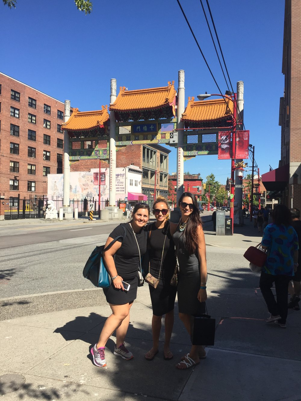 Chinatown in Vancouver is supposed to be one of the best (outside of China, obviously)