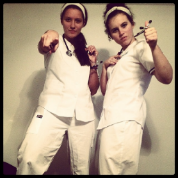 Hammer and robison modeling as future nurses
