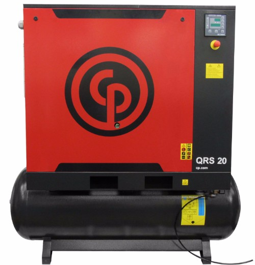 ROTARY SCREW COMPRESSORS -