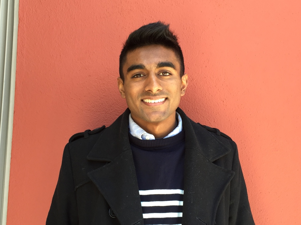 Ishan Sharma Senior - Served on ASB for four years; Participated in varsity soccer and varsity football