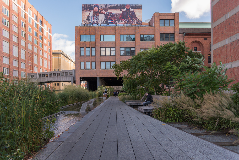 ROCK MAMA NYC LIFESTYLE BLOG - HIGHLINE PARK - PART 1