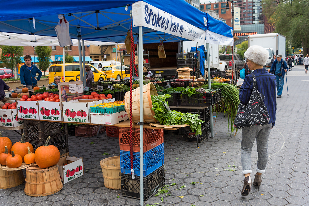 ROCK MAMA NYC LIFESTYLE BLOG -   UNION SQUARE GREEN MARKET