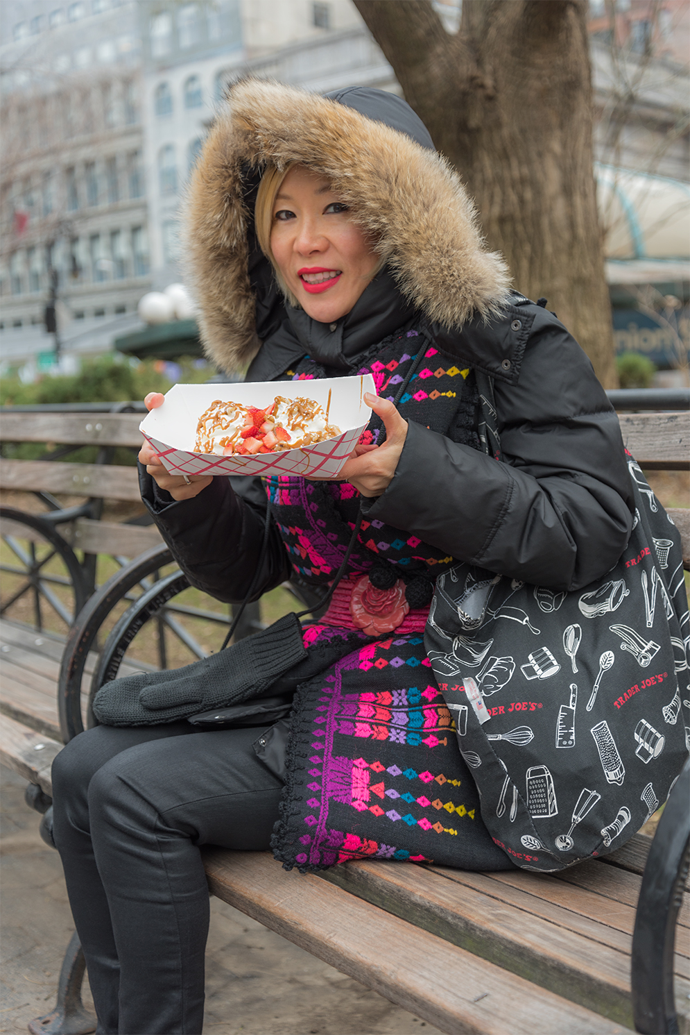 ROCK MAMA NYC LIFESTYLE BLOG - craving waffles