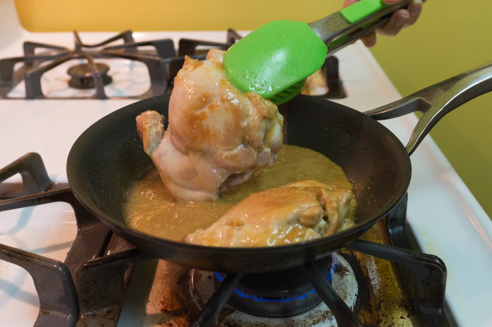 ROCK MAMA NYC LIFESTYLE BLOG - RECIPE - SUPER EASY CHICKEN DISH