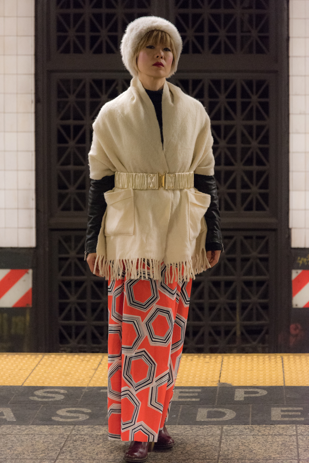 ROCK MAMA NYC LIFESTYLE BLOG - JAPANESE FLAG COLOR INSPIRATION