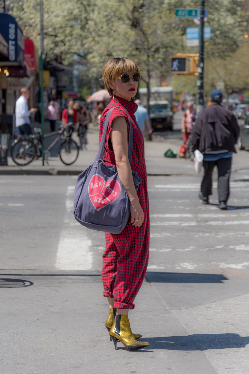 ROCK MAMA NYC LIFESTYLE BLOG - VINTAGE JUMPSUITS