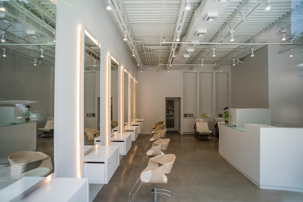 rock mama nyc lifestyle blog - Beautiful Hair Salon In Williamsburg, Brooklyn - Self Salon