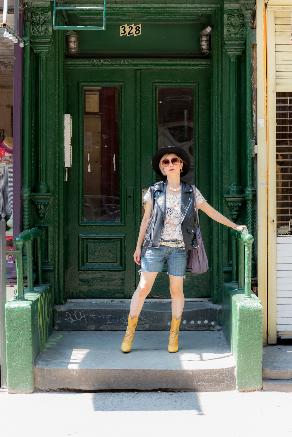 ROCK MAMA NYC LIFESTYLE BLOG - BOY FRIEND'S DENIM