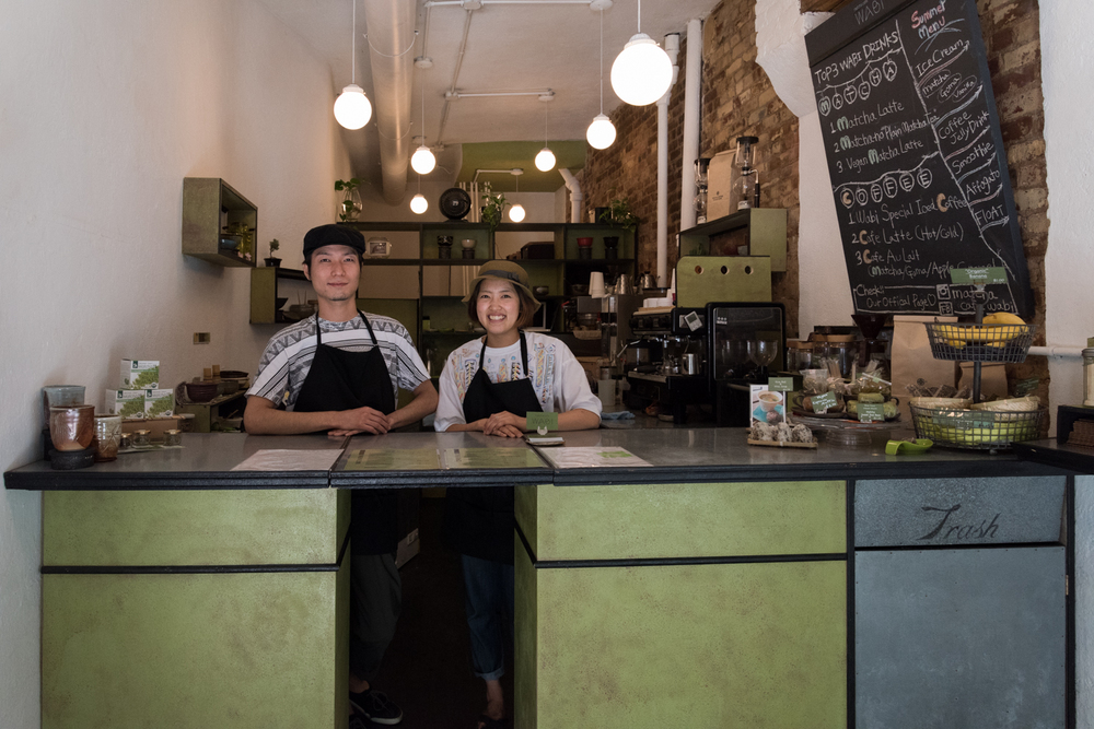 ROCK MAMA NYC LIFESTYLE BLOG - wabi-matcha cafe in the east village