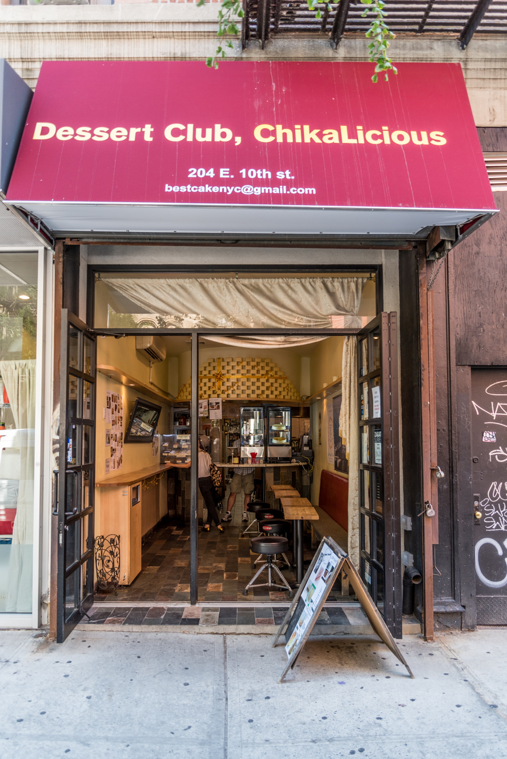 ROCK MAMA NYC LIFESTYLE BLOG - dessert club chikalicious