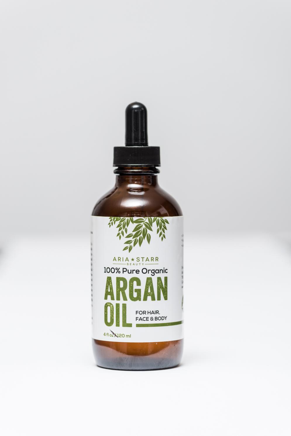 ROCK MAMA NYC LIFESTYLE BLOG - argan oil