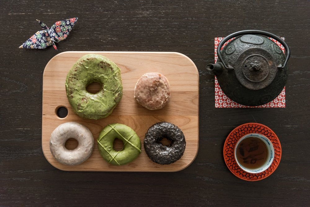 rock mama nyc lifestyle blog - doughnut plant japanese flavors