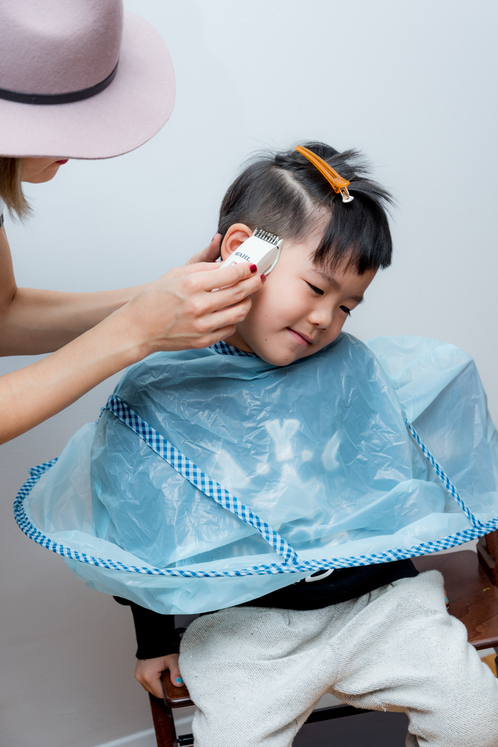 ROCK MAMA NYC LIFESTYLE BLOG - GOOD TOOLS FOR A KIDS HAIRCUT AT HOME