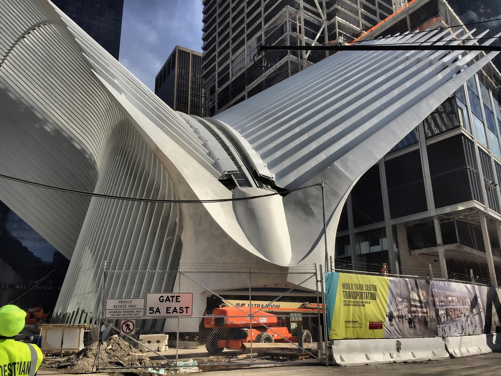 ROCK MAMA NYC LIFESTYLE BLOG -   WORLD TRADE CENTER TRANSPORTATION HUB