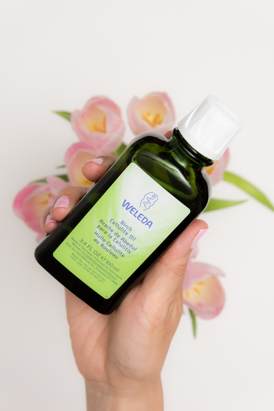 ROCK MAMA NYC LIFESTYLE BLOG - Great Gift For A New Mom - Weleda Birch Cellulite Oil