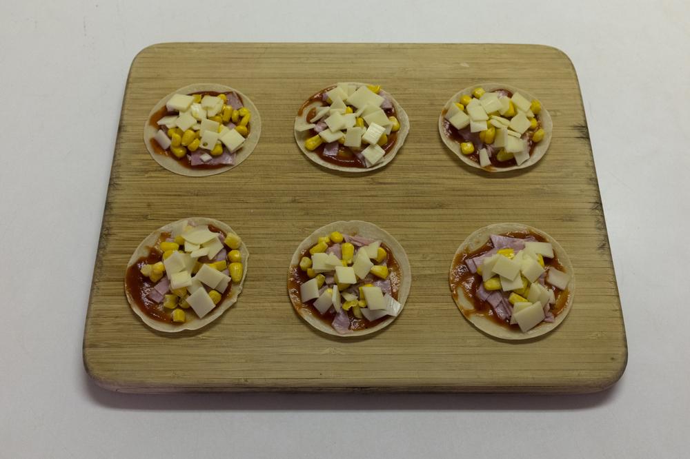 Gyoza Skin Pizza Recipe 7