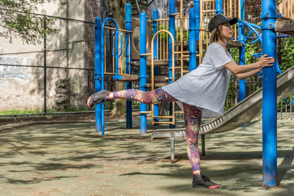 ROCK MAMA NYC LIFESTYLE BLOG - The Playground Workout For Moms