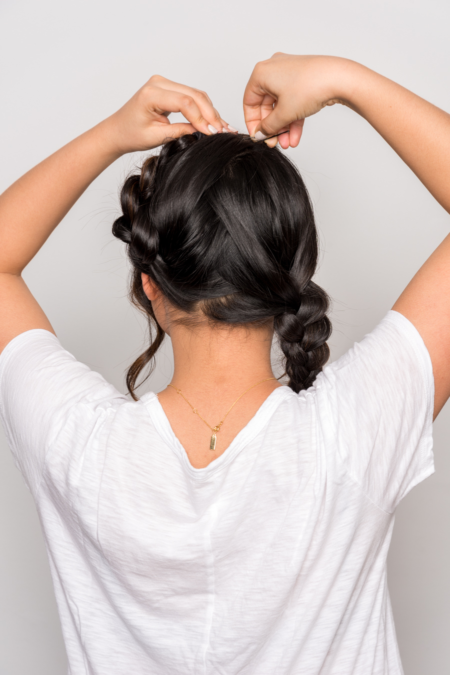 ROCK MAMA NYC LIFESTYLE BLOG - HOW TO MAKE A EASY BRAIDED HEADBAND