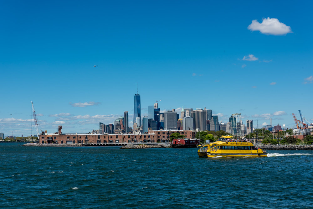 Rock Mama NYC lifestyle blog-New York Water Taxi - IKEA Express
