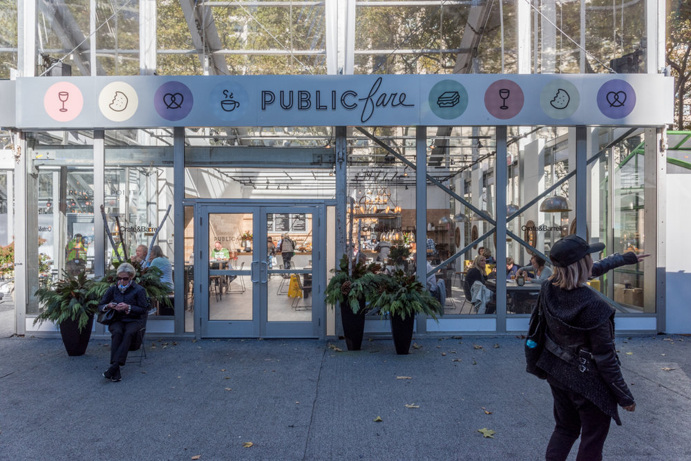 rock mama nyc lifestyle blog-Public Fare At Bryant Park Holiday Market