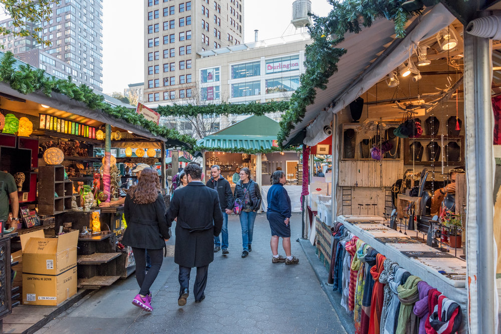 ROCK MAMA NYC LIFE STYLE BLOG-UNION SQUARE HOLIDAY MARKET 2016