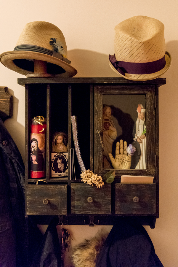 Super Cool Handmade hats In NYC -Cha-cha's House Of Ill Repute 6