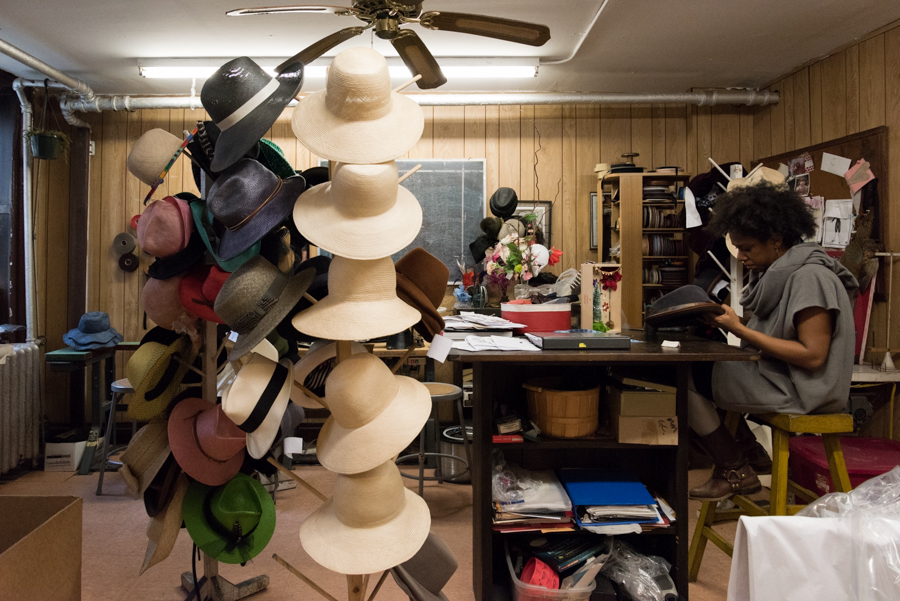 Super Cool Handmade hats In NYC -Cha-cha's House Of Ill Repute 8