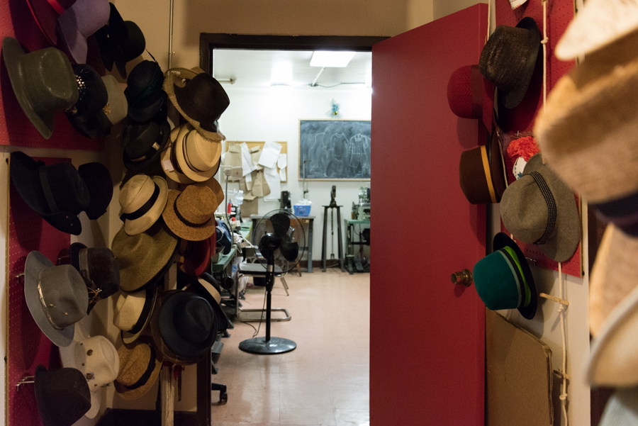 Super Cool Handmade hats In NYC -Cha-cha's House Of Ill Repute 9
