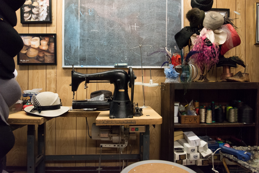Super Cool Handmade hats In NYC -Cha-cha's House Of Ill Repute 10