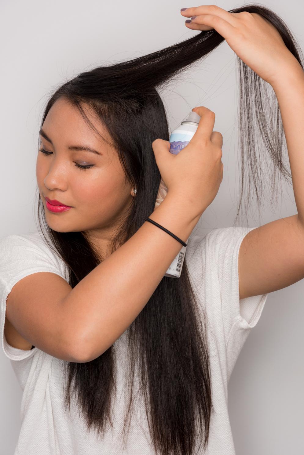How To Use Dry Shampoo 02