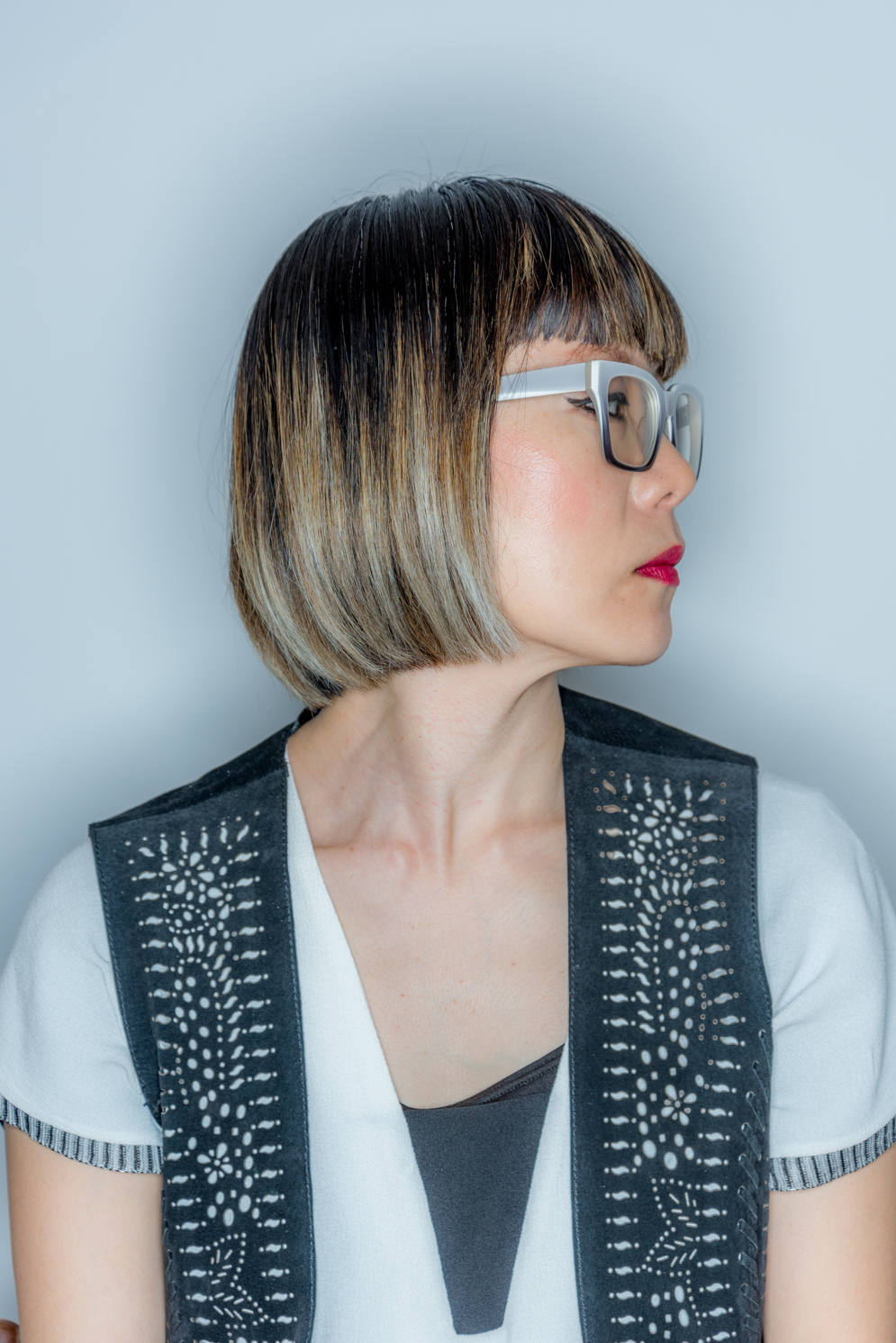 Rock mama nyc lifestyle blog-What Is Balayage Highlights ニューヨークで流行のバレイヤージュカラーとは
